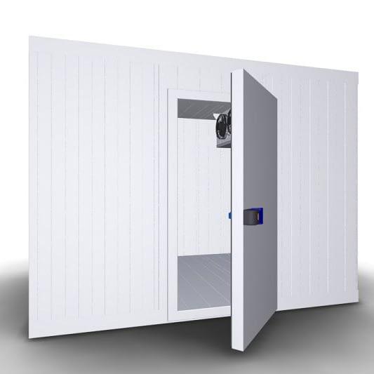 Холодильная камера КС8-18,66 - открытая дверь
