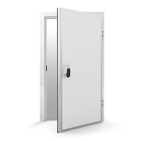 Одностворчатые распашные двери РДО 1200*1900*80