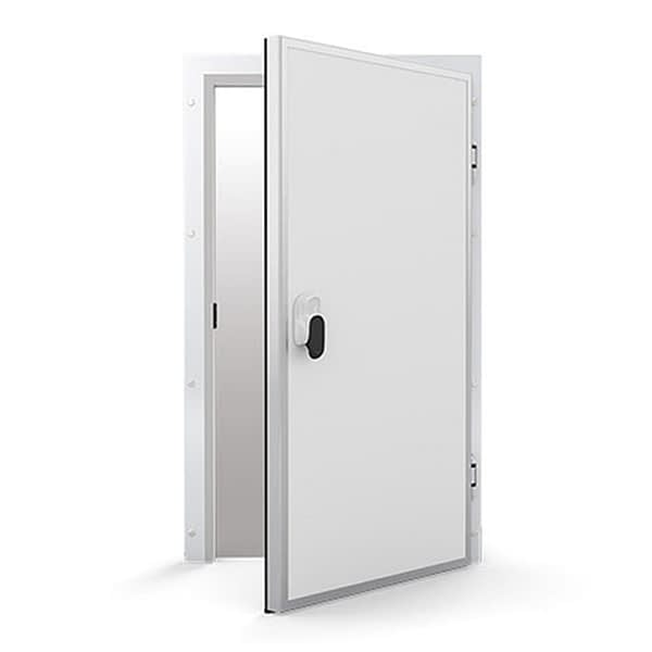 Одностворчатые распашные двери РДО 1200*1900*100